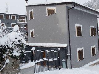 Villa SimPatia in  Alfedena pochi km Roccaraso