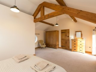 The hay Barn lakespa Holiday lets Welshampton