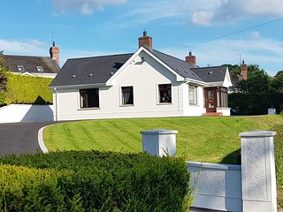 Sunnyside Lodge - Ideal location to explore Fermanagh on holiday.
