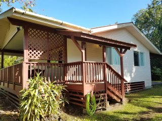 Tropical Vacation Home in Pahoa, Big Island of Hawaii, Hawaiian Beaches, Hilo
