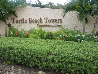 Turtle Beach Towers, One Bedroom Apartment, Ocho Rios.