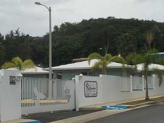 Bayron Villas is in the heart of Rincon Puerto Rico!!!!