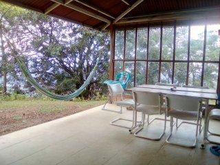 Hermosa Cabaña con vista sobre Villavicencio, especial para amantes de las aves