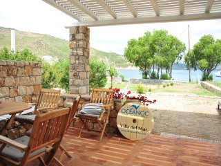 Beachfront Luxury, Villa Del Mar, Patmos