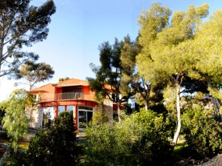 Appartement 'Romarin' dans villa provencale