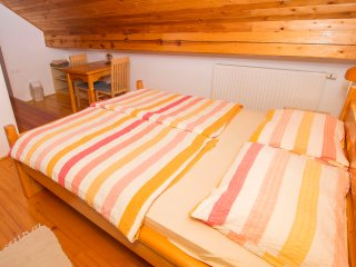 Tourist Farm Pri Martinovih - Double Bed with Sofa