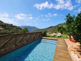 2 bedroom Villa in Fornalutx, Balearic Islands, Spain : ref 5512665