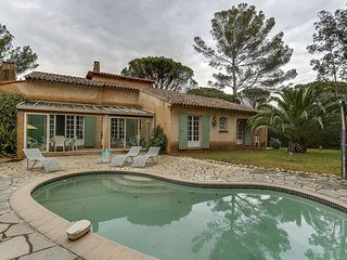 4 bedroom Villa in Valescure, Provence-Alpes-Côte d'Azur, France : ref 5512632