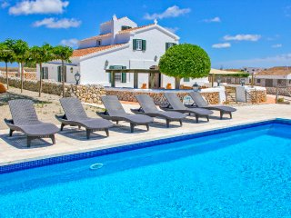 4 bedroom Villa in Alaior, Balearic Islands, Spain : ref 5511997
