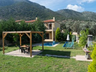 Villa Armonia soothing and relaxing vacations in tune with nature.