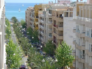 Torrevieja appartement penthouse près des plages et en ville.