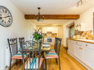 A very well equipped Kitchen - home from home living