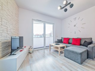 Apartament Homely Place Santiago Centrum Poznań