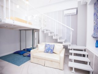 1-room apt. with sauna at Dobryninskaya metro (165)