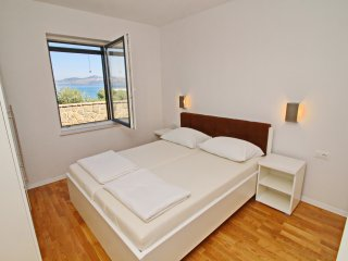 Apartments Kula - One Bedroom Apartment with Terrace and Sea View C1