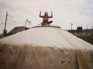 Yurt from Amsterdam