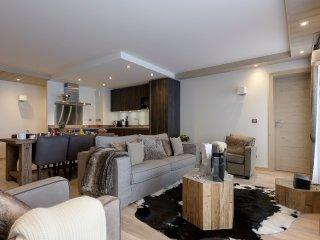 Le C - A08 - Appartement lumineux proche centre et pistes de Ski - Idéal famille