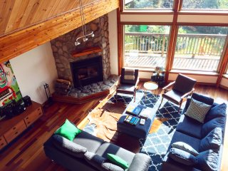 La Coccinelle - Ski, Lakes & Fantastic view! Your home in the Eastern Townships