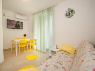 Beautiful new 3* Lovorka 7 apartment for 4+1 in Baska,Krk