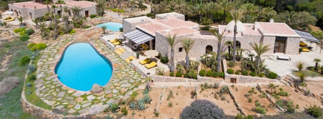 Wonderful villa with 6 bedrooms in Ibiza