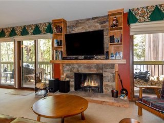 Beautiful & Quiet Keystone Condo in an Excellent Location!