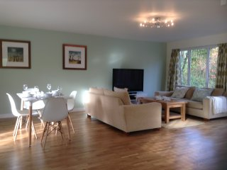 Rose Lodge - a newly converted holiday home in the west Cornwall countryside