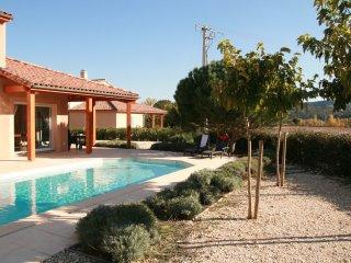 Villa Julie voor 10 personen met privezwembad