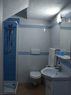 il bagno azzurro