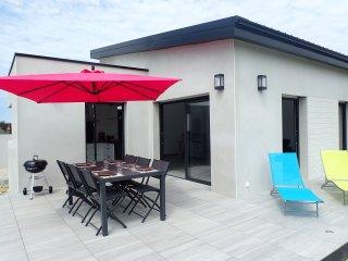 Maison d'architecte à 300 mètres de la grande plage à SAINT GILLES CROIX DE VIE