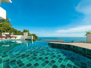 Amazing sea view 5 bedroom villa in Lamai