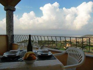 Domus Sarda - Il Pesco appartamento vista mare