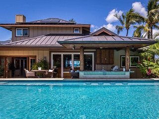 Secluded, Relaxing & Luxurious Oceanfront Villa with Private Pool
