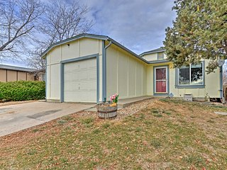 NEW! 2BR Aurora Home w/ Private Yard -Near Denver!