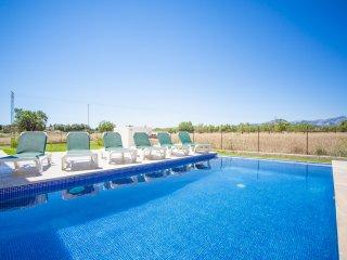 ARALIA - Villa for 10 people in POLLENCA