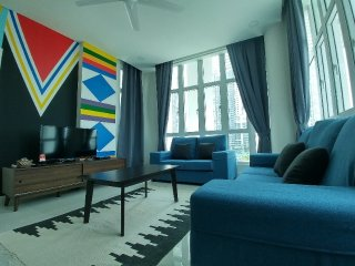 Holi 1Medini - Penthouse 4 Bedroom Apartment