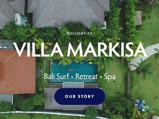 Luxury Surf Villa for Rockstars