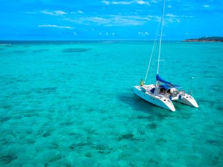SY Catamaran Yemaya