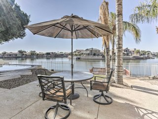 NEW! Lakefront Glendale Home w/ Private Pool!