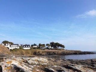Très beau gîte bord de mer -LABEL 3 CLES -wifi gratuit -Proche des plages