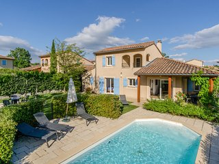 Villa Marron Seize voor 8 personen met privezwembad