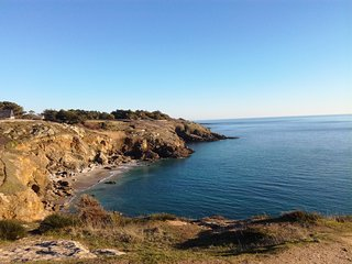 Tres beau gite bord de mer -LABEL 3 CLES -wifi gratuit -Proche des plages