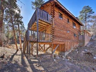 NEW! 'Highland Hideaway' 2BR Cabin near Big Bear!