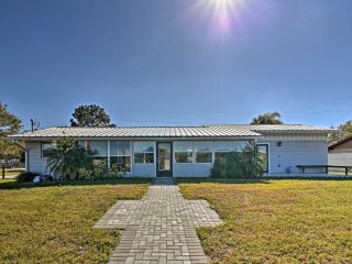NEW! Waterfront 3BR Gibsonton Home w/ Private Dock
