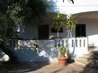 Appartamento con 3 posti letto e giardino