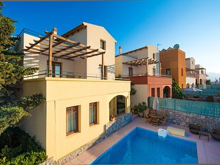 Villa Ariadne for luxury holidays