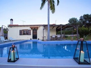 Comfy villa with private pool amidst olive groves - Villa Marina