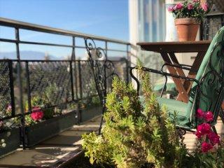 CASA R7, terrace, free parking