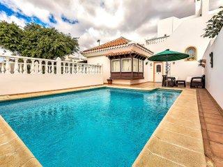 Villa La Caleta 4 bedrooms