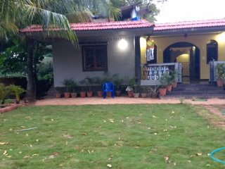 3bedroom Goan house near Mandrem Bedroom#2