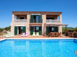 4 bedroom Villa in Calonge, Balearic Islands, Spain : ref 5433278